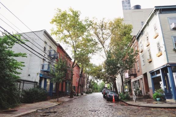 desapropriação de imóvel - rua sem movimento